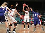 03/13/2015 Women - Nicholls #3 v Northwestern State