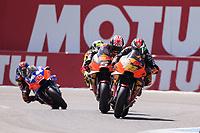 POL ESPARGARO - SPANISH - RED BULL KTM FACTORY RACING - KTM<br /> JOHANN ZARCO - FRENCH - RED BULL KTM FACTORY RACING - KTM<br /> Assen 30/06/2019  <br /> Moto Gp Paesi Bassi Olanda 2019 <br /> Foto Vincent Guignet / Panoramic / Insidefoto