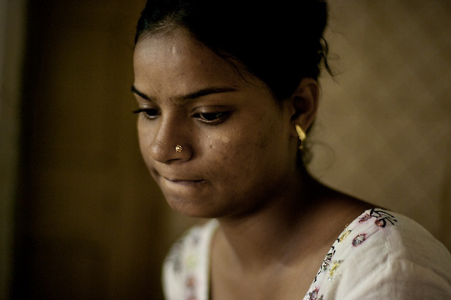 Jyoti is determined she will never go back into the sex trade, no matter what happens, but she does not know how she will survive. Her dream is to become a police officer, to be able to help other sex workers, but she did not finish her education.