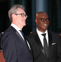 PIERS HANDLING AND CAMERON BAILEY - RED CARPET OF THE FILM 'THE MAGNIFICENT SEVEN' - 41ST TORONTO INTERNATIONAL FILM FESTIVAL 2016