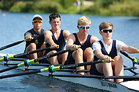 Race: 56  4x- (Band 2)  Heat 2<br /> <br /> Peterborough Summer Regatta 2018 - Saturday<br /> <br /> To purchase this photo, or to see pricing information for Prints and Downloads, click the blue 'Add to Cart' button at the top-right of the page.