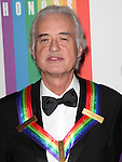 Jimmy Page (Led Zepplin) attending the 35th Kennedy Center Honors at Kennedy Center in Washington, D.C. on December 2, 2012