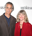 David Strathairn & Judith Ivey attending the Meet & Greet the Broadway Cast of 'The Heiress'  at the Empire Hotel in New York City on September 13, 2012