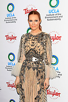 LOS ANGELES - FEB 22:  Darby Stanchfield at the UCLA's 2018 Institute Of The Environment And Sustainability (IoES) Gala at the Private Estate on February 22, 2018 in Beverly Hills, CA