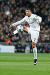 Real Madrid´s Cristiano Ronaldo during Champions League soccer match between Real Madrid  and Paris Saint Germain at Santiago Bernabeu stadium in Madrid, Spain. November 03, 2015. (ALTERPHOTOS/Victor Blanco)