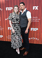 """29 May 2019 - Los Angeles, California - Sarah Bolger, JD Pardo. FYC Event For FX's """"Mayans"""" held at NeueHouse Hollywood .  <br /> CAP/ADM/BT<br /> ©BT/ADM/Capital Pictures"""