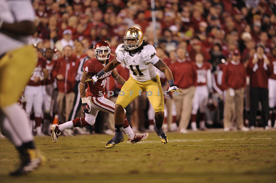 Ishaq Williams(11) / Notre Dame Fighting Irish