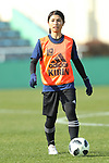 Aya Sameshima (JPN), JANUARY 16, 2018 -  Football / Soccer : <br /> Japan women's national team training camp <br /> in Tokyo, Japan. <br /> (Photo by Yohei Osada/AFLO)