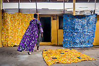 Afrogallonism - Serge Attukwei Clottey
