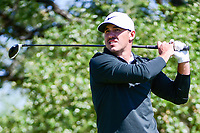 Brooks Koepka (USA) watches his tee shot on 2 during round 4 of the Valero Texas Open, AT&amp;T Oaks Course, TPC San Antonio, San Antonio, Texas, USA. 4/23/2017.<br /> Picture: Golffile | Ken Murray<br /> <br /> <br /> All photo usage must carry mandatory copyright credit (&copy; Golffile | Ken Murray)