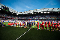 USMNT vs Turkey, Sunday, June 1, 2014