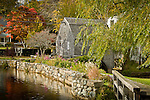 The Dexter Gristmill in Sandwich, Cape Cod, MA