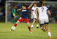 Boyds, MD - Saturday May 07, 2016: Washington Spirit forward Diana Matheson (8) during a regular season National Women's Soccer League (NWSL) match at Maureen Hendricks Field, Maryland SoccerPlex. Washington Spirit tied the Portland Thorns 0-0.