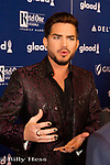 Adam Lambert at the GLAAD Awards
