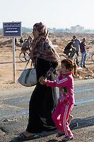 Al Zaatari refugee Camp - Jordan