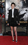 LOS ANGELES, CA - MAY 29: Kristen Stewart arrives at the 'Snow White And The Huntsman at Westwood Village on May 29, 2012 in Los Angeles, California.