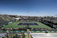 AMBIENCE<br /> <br /> Tennis - BNP PARIBAS OPEN 2015 - ATP 1000 - WTA Premier -  Indian Wells Tennis Garden - Indian Wells - California - United States of America  - 9 March 2015. <br /> &copy; AMN IMAGES