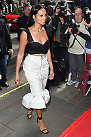 Alesha Dixon<br /> arriving at the launch of Britain's Got Talent 2017, Mayfair Hotel, London. <br /> <br /> <br /> ©Ash Knotek  D3247  12/04/2017