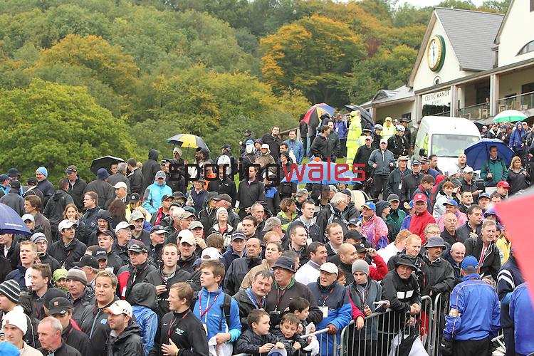 Ryder Cup 2010.Spectators.29.09.10.©Steve Pope.