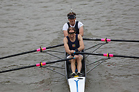 Crew: 230   LRC-VAN ANDEL    London Rowing Club    Op MasB/C 2x Champ <br /> <br /> Pairs Head 2017<br /> <br /> To purchase this photo, or to see pricing information for Prints and Downloads, click the blue 'Add to Cart' button at the top-right of the page.