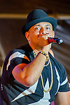 Sean Paul en concert lors de son unique passage par la Belgique