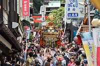 Enoshima Tennon festival