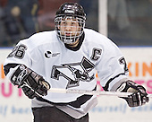 Tony Zancanaro - The Boston College Eagles defeated the Providence College Friars 4-1 on Saturday, January 7, 2006, at Schneider Arena in Providence, Rhode Island.