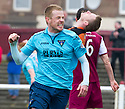 Arbroath FC v Dunfermline Athletic FC 26th April 2014