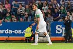 12.10.2018, Stadion an der Bremen Bruecke, Osnabrueck, GER, FSP, 1.FBL, VfL Osnabrueck vs Werder Bremen<br /> <br /> DFL REGULATIONS PROHIBIT ANY USE OF PHOTOGRAPHS AS IMAGE SEQUENCES AND/OR QUASI-VIDEO.<br /> <br /> im Bild / picture shows<br /> Max Kruse (Werder Bremen #10) unzufrieden, <br /> <br /> Foto © nordphoto / Ewert