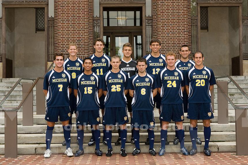 2008 Men's Soccer