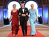 """PRINCESS MABEL, PRINCE CONSTANTIJN AND PRINCESS LAURENTIEN OF THE NETHERLANDS.attend the gala farewell dinner for Queen Beatrix at the Rijksmuseum in Amsterdam, The Netherlands_April 29, 2013..Crown Prince Willem-Alexander and Crown Princess Maxima will be proclaimed King and Queen  of The Netherlands on the abdication of Queen Beatrix on 30th April 2013..Mandatory Credit Photos: ©Utrecht/NEWSPIX INTERNATIONAL..**ALL FEES PAYABLE TO: """"NEWSPIX INTERNATIONAL""""**..PHOTO CREDIT MANDATORY!!: NEWSPIX INTERNATIONAL(Failure to credit will incur a surcharge of 100% of reproduction fees)..IMMEDIATE CONFIRMATION OF USAGE REQUIRED:.Newspix International, 31 Chinnery Hill, Bishop's Stortford, ENGLAND CM23 3PS.Tel:+441279 324672  ; Fax: +441279656877.Mobile:  0777568 1153.e-mail: info@newspixinternational.co.uk"""