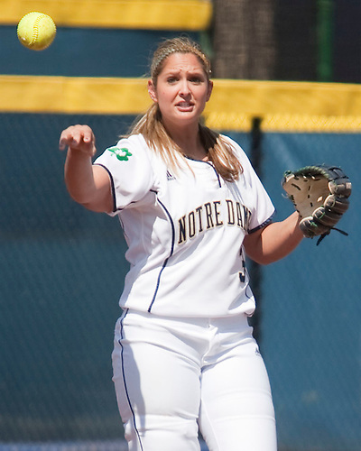 Notre Dame Softball 2009 vs. Pittsburgh.
