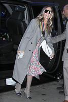 NEW YORK, NY - November 02:  Sarah Jessica Parker at Good Morning America in New York City on November 02, 2018. <br /> CAP/MPIRW<br /> &copy;RW/MPI/Capital Pictures