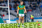 Adrian Spillane, Kerry before the Allianz Football League Division 1 Round 1 match between Dublin and Kerry at Croke Park on Saturday.
