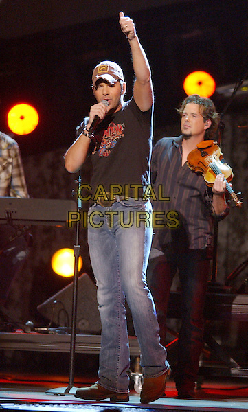RODNEY ATKINS.2007 CMA Awards, Country Music's Biggest Night, held at the Sommet Center, Nashville, Tennessee, USA, .07 November 2007..live show on stage full length  guitar .CAP/ADM/LF.©Laura Farr/AdMedia/Capital Pictures.