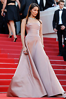 CANNES, FRANCE - MAY 11: Bella Hadid attends the screening of 'Ash Is The Purest White (Jiang Hu Er Nv)' during the 71st annual Cannes Film Festival at Palais des Festivals on May 11, 2018 in Cannes, France<br /> CAP/GOL<br /> &copy;GOL/Capital Pictures