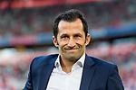 14.04.2018, Allianz Arena, Muenchen, GER, 1.FBL,  FC Bayern Muenchen vs. Borussia Moenchengladbach, im Bild Hasan Salihamidzic (Sportdirektor FCB) <br /> <br />  Foto &copy; nordphoto / Straubmeier