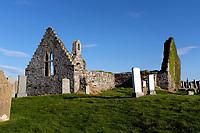 Balnakeil Old Church and Graveyard, Durness<br /> Scotland May 8th - 19th. Trip across Scotland<br /> Foto Samantha Zucchi Insidefoto