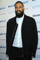 www.acepixs.com<br /> May 4, 2017  New York City<br /> <br /> Tyson Chandler attending the kick off event for  Moms + SocialGood Global Moms Relay campaign founded by Johnson &amp; Johnson and United Nations Foundation to improve the wellbeing of families around the world on May 4, 2017 in New York City.<br /> <br /> Credit: Kristin Callahan/ACE Pictures<br /> <br /> <br /> Tel: 646 769 0430<br /> Email: info@acepixs.com