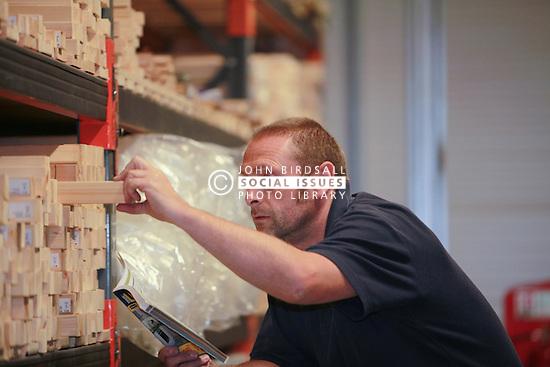 Warehouse worker UK