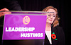 UKIP <br /> Leadership hustings <br /> at the Emanuel Centre, London, Great Britain <br /> 1st November 2016 <br /> <br /> the first leadership hustings before the election on 28th November 2016 <br /> <br /> Suzanne Evans <br /> <br /> <br /> <br /> <br /> Photograph by Elliott Franks <br /> Image licensed to Elliott Franks Photography Services