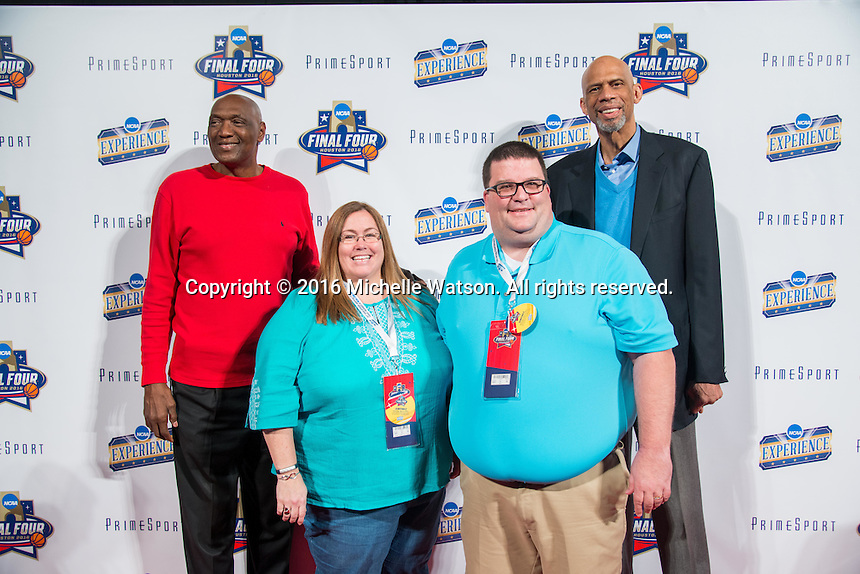 NCAA Final Four VIP Experience at NRG Center