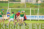 Ballyheigue V Kilmoyley in the Quarter Finals of the Kerry Hurling Championship on Wednesday evening at Ballyheigue.....