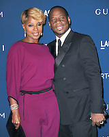 LOS ANGELES, CA - NOVEMBER 02:  Mary J. Blige &amp; Kendu Isaacs at  LACMA 2013 Art + Film Gala held at LACMA  in Los Angeles, California on November 2nd, 2012 in Los Angeles, CA., USA.<br /> CAP/DVS<br /> &copy;DVS/Capital Pictures