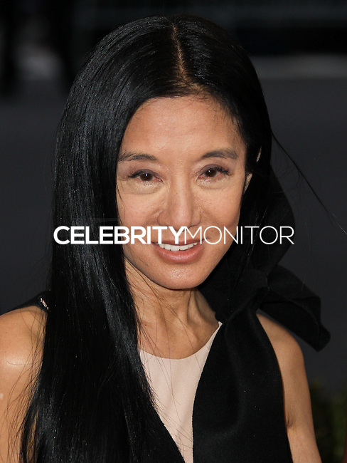 "NEW YORK CITY, NY, USA - MAY 05: Vera Wang at the ""Charles James: Beyond Fashion"" Costume Institute Gala held at the Metropolitan Museum of Art on May 5, 2014 in New York City, New York, United States. (Photo by Xavier Collin/Celebrity Monitor)"