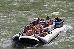 Whitewater rafters on theColorado River, Grand Canyon National Park, Arizona. . John offers private photo tours in Grand Canyon National Park and throughout Arizona, Utah and Colorado. Year-round.