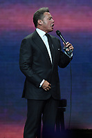 SUNRISE FL - JUNE 22: Luis Miguel performs at The BB&T Center on June 22, 2019 in Sunrise, Florida. Credit: mpi04/MediaPunch