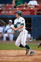 Dartmouth Big Green second baseman Dustin Shirley (6) at bat during a game against the Lehigh Mountain Hawks on March 20, 2016 at Chain of Lakes Stadium in Winter Haven, Florida.  Dartmouth defeated Lehigh 5-4.  (Mike Janes/Four Seam Images)