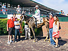 Hailey's Flip winning at Delaware Park on 8/27/16