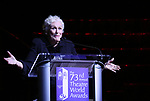 73rd Annual Theatre World Awards - Stage